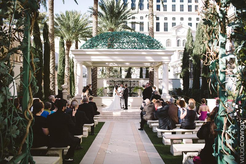 Outdoor Wedding Chapels Las Vegas