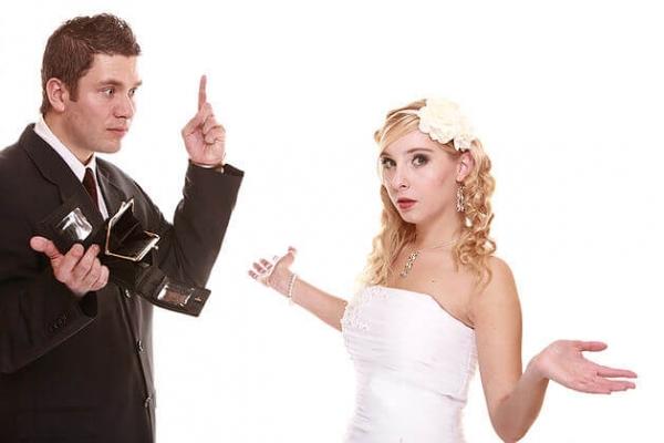 las wegas wedding budget
