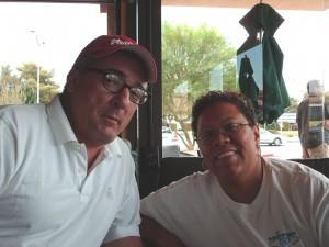 John Curtas & Me!