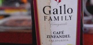 Gallo Cafe Zinfandel