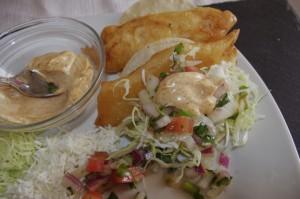 Fish Taco step 1