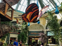 Inside the Bellagio's spring exhibit