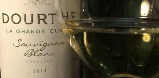 2011 Dourthe Sauvignon Blanc - Bordeaux