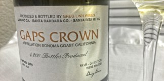 2009 Gap's Crown Chardonnay