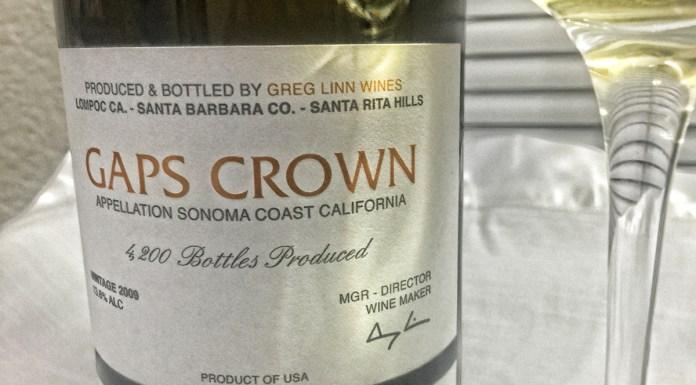 2009 Gap's Crown Chardonnay