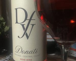Donati Rosé Wine