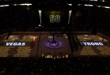 Vegas Golden Knights Vegas Strong