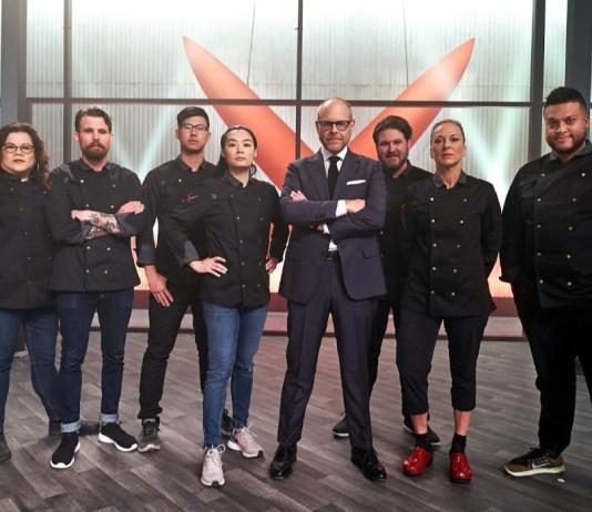 Iron Chef Gauntlet Season 2