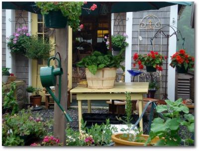 Patio Vegetable Garden Ideas For Small Spaces
