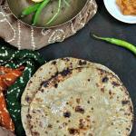 Bajra na Rotla Recipe (Gujarati Pearl Millet Flatbread)