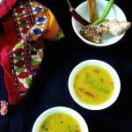 Gujarati Dal   How to Make Authentic Gujarati Khatti Meethi Dal