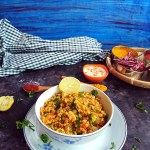 Broken Wheat & Vegetable Pulao | Daliya Upma
