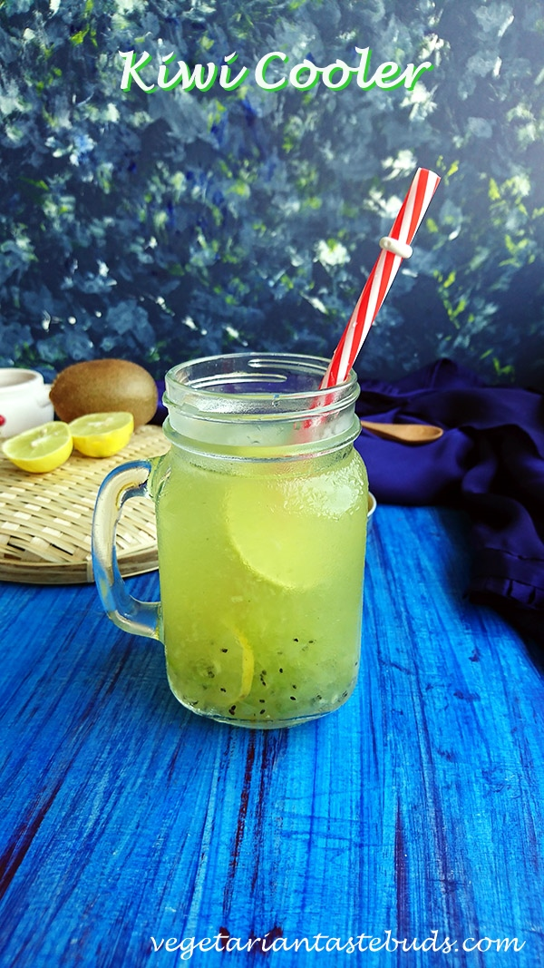 Kiwi Cooler Recipe