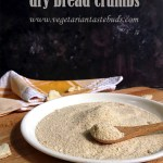 Homemade Breadcrumbs | how to make fresh & dry bread crumbs at home