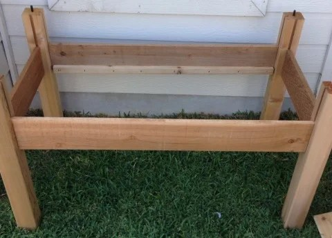 Gronomics Elevated Garden Bed Frame Assembled