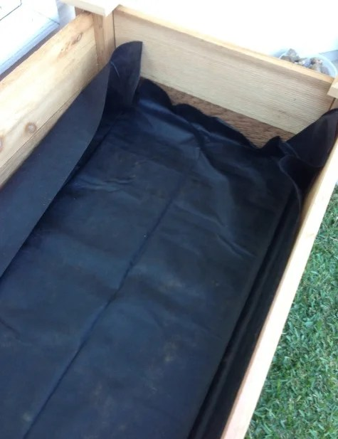 Gronomics Elevated Garden Bed - Bed Liner