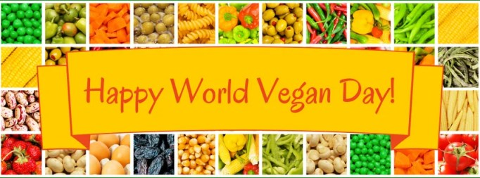 Happy World Vegan Day!