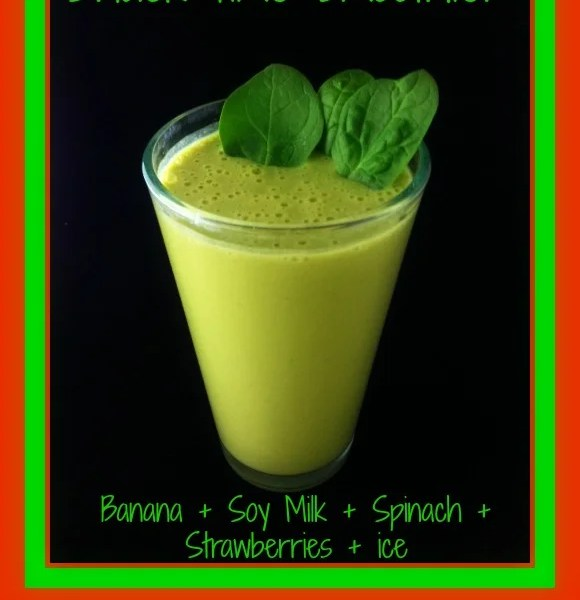 Snack Time Smoothie
