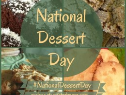 National Dessert Day http://www.vegetarianzen.com