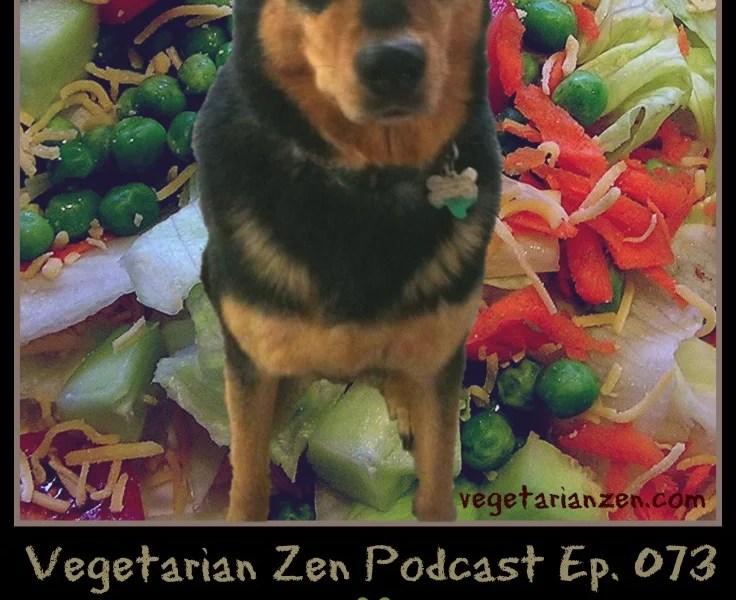 VZ073 - You can feed your pet a vegetarian diet...but should you http://www.vegetarianzen.com