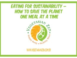 eating for sustainability