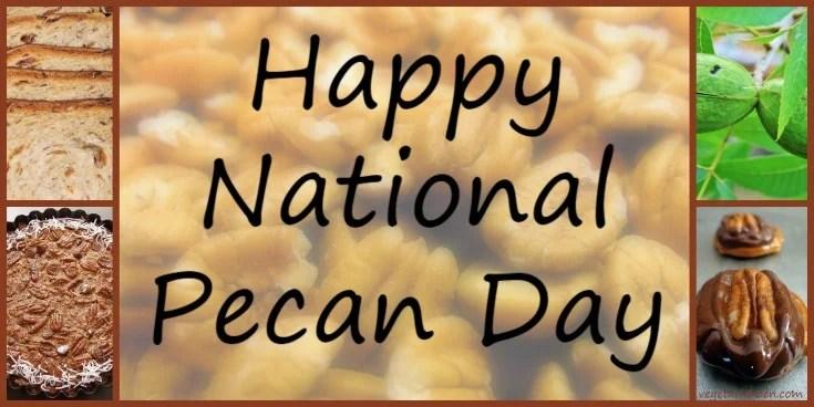 Happy National Pecan Day