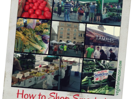 Vegetarian Zen Podcast episode 097 - How to Shop Smart at a Farmers Market http://www.vegetarianzen.com