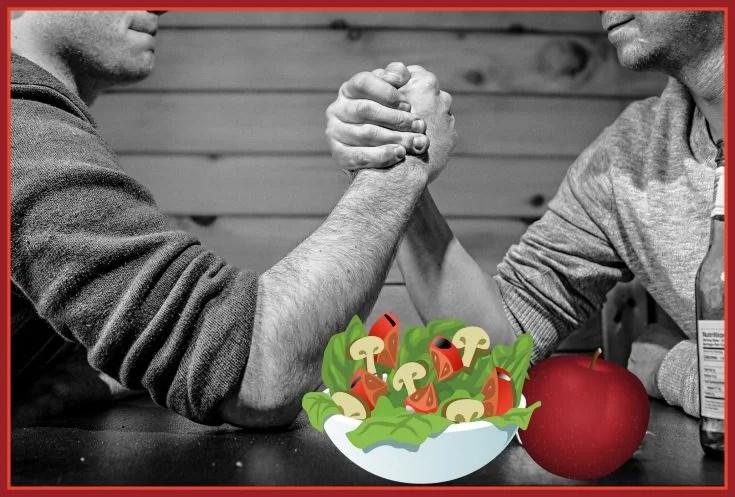 """""""manly"""" meals made vegetarian https://www.vegetarianzen.com"""