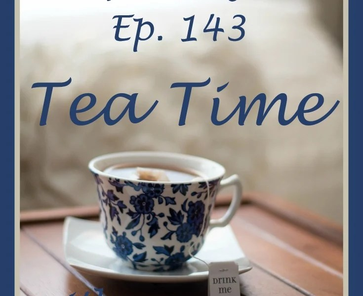 vegetarian zen podcast episode 143 - Tea Time with Vegetarian Zen http://www.vegetarianzen.com