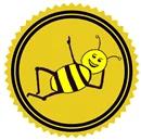 Bee's Knees Patreon badge https://www.vegetarianzen.com