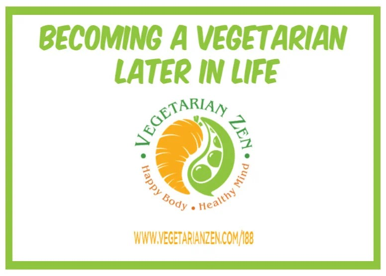 vegetarian zen podcast 188