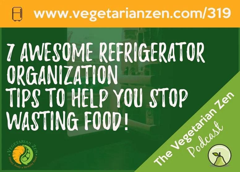 fridge organizing