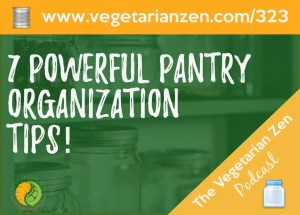 tips for organizing your pantry