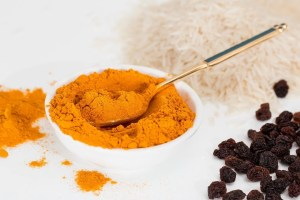 turmeric is a vegetarian seasoning