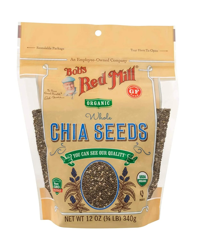 Bob's Redmill Organic Chia Seeds
