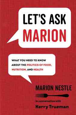 let's ask marion book jacket