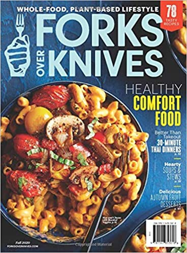 Forks Over Knives Single Issue Magazine