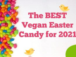 vegan easter candy 2021