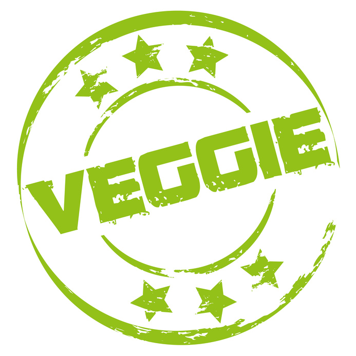 Stempel: Veggie