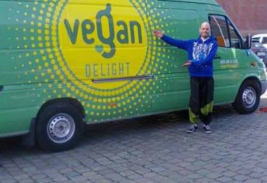 vegan delight foodtruck