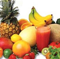 Licuado de frutas