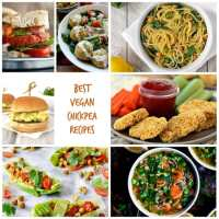 41 Vegan Chickpea Recipes That Aren't Hummus