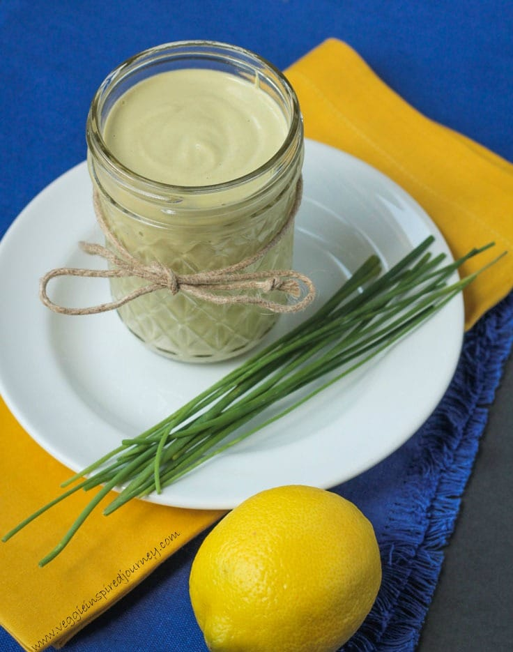 Creamy Cumin Ranch Dressing