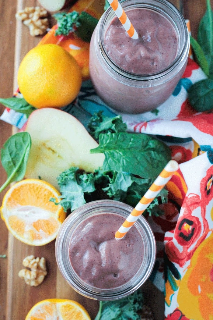 Superfood Smoothie for Glowing Skin