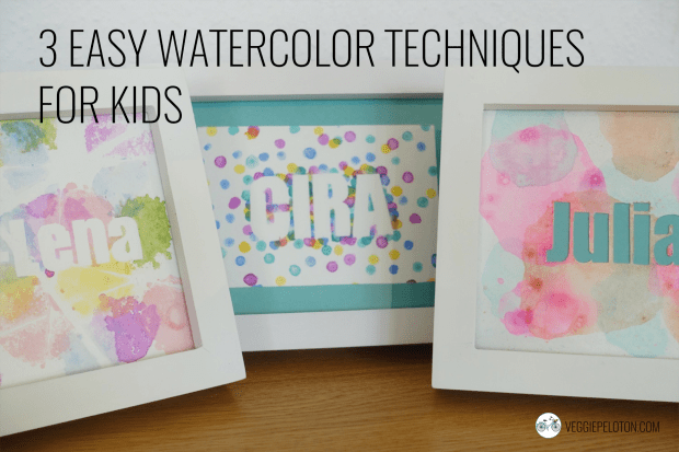 3EasyWatercolorTechniquesForKids