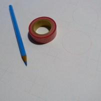drawing the circles