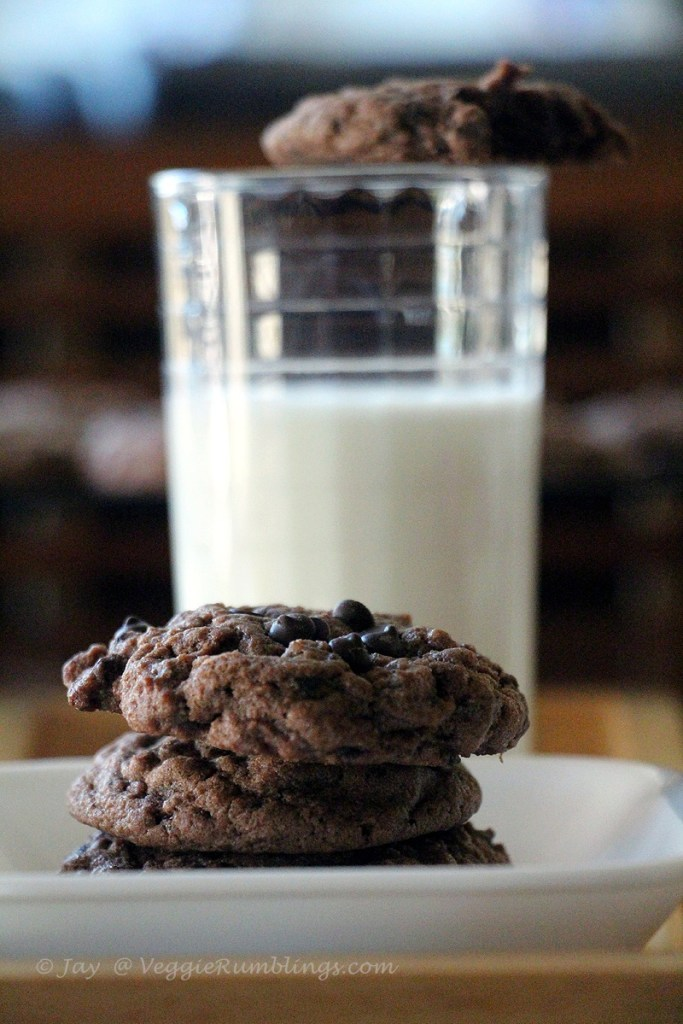 Espresso/ Coffee Chocolate Chip Cookies