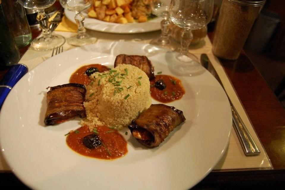 Le Potager du Marais Vegan Restaurant Paris