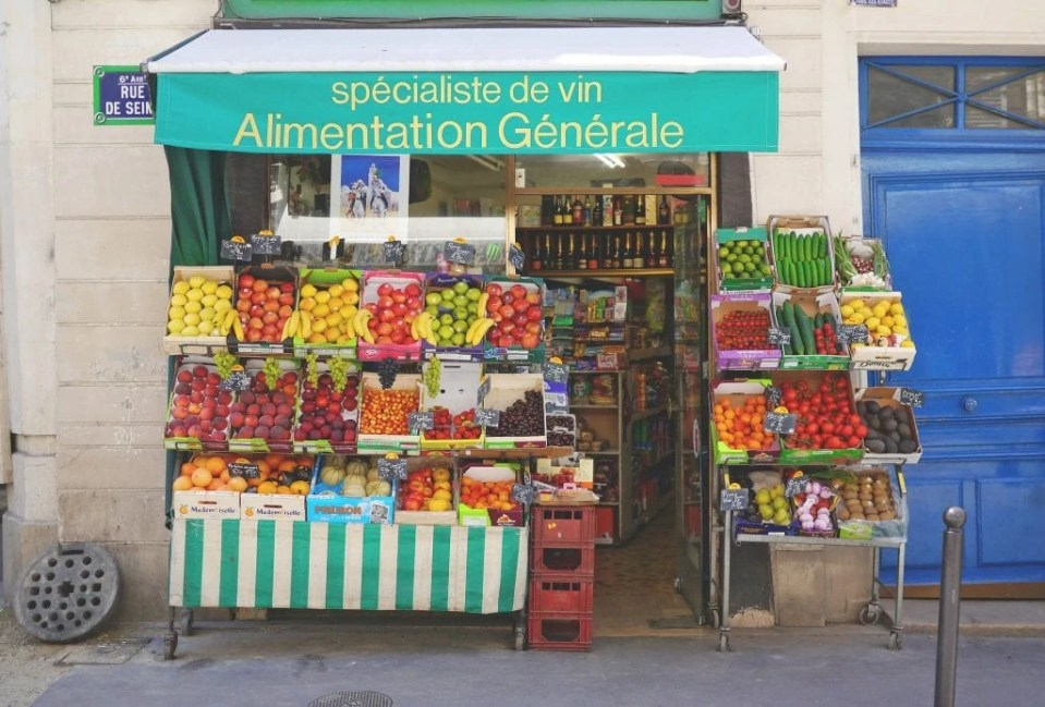 best vegan food in paris