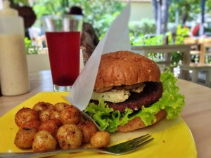 Lenteja Express Burger, Medellin